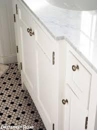 bathrooms design refinishing the restoration hardware bathroom