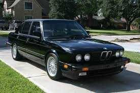 clean looking 1988 bmw e28 m5 rare cars for sale blograre cars