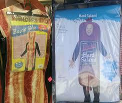 Halloween Costume Bacon Retail Hell Underground Halloween Costume Craziness Bacon Slice