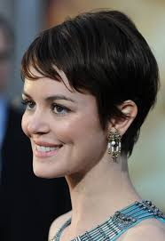 very short haircut fine hair short hairstyles for fine hair latest