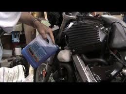 bmw motorcycle change bmw g650 gs coolant change diy
