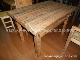Long Coffee Table by Burning Wood Long Table Bench Antique Furniture Tables Coffee