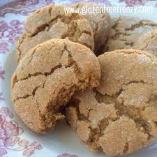 soft and chewy ginger molasses cookies pamela u0027s products