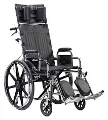 sentra reclining wheelchair drive medical