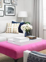 white tray coffee table tufted and upholstered coffee tables for the cozy living room