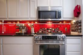 Kitchen Backsplash Examples How To Measure Your Kitchen Backsplash