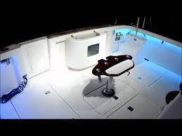 marine led spreader lights flo led under gunnel boat lights led spreader lights youtube
