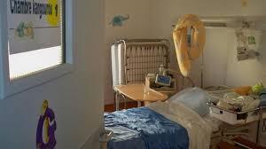 chambre kangourou a la maternité papa a dormi comme un bébé