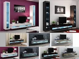 Black High Gloss Living Room Furniture Wall Units Black High Gloss Wall Units Inspirational High Gloss