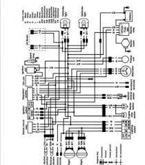 kawasaki bayou 220 wiring 100 images kawasaki klf 220 wiring