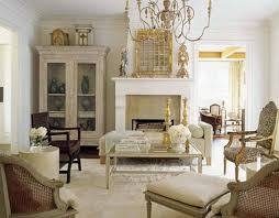splendid country french living room picture in family room decor