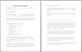 3 loan agreement template outline templates
