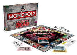 amazon black friday deals board games the walking dead the prison zombie board game https www