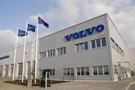 volvo corporate new volvo truck center opens in czech republic