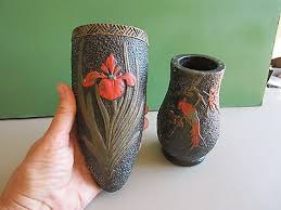 30s Vase Japanese Wall Pockets Collection On Ebay