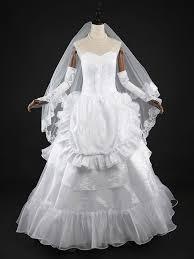 wedding dress anime kawaii anime girl s wedding dress in 3 pieces milanoo