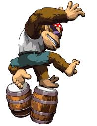 the radical funky kong alliance of funk smashboards