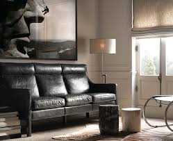 Restoration Hardware Decor The Intentional Apartment 26 Examples Of A Masculine Home From