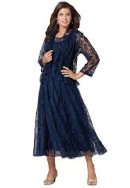 fashion bug womens plus size fit u0026 flare lace jacket dress www