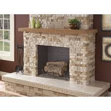 Fireplace Surrounds Lowes by Best 25 Airstone Fireplace Ideas On Pinterest Airstone