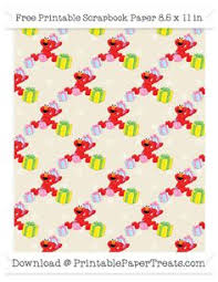 elmo christmas wrapping paper free landscape pastel teal small elmo pattern paper