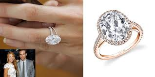 Blake Lively Wedding Ring by Precious Engagement Rings Of Celebrities That Will Make You Say Wawooo
