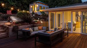 Led Lights For Backyard by Brighten Up Your Backyard Party With Outdoor Led Lighting