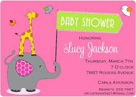 baby shower invite message custom baby shower invitations baby