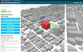 San Francisco Planning Map by Datasf New Sf Building Footprints Released With 3d Characteristics