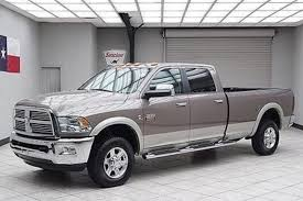 Dodge Ram Cummins 2010 - dodge ram 2500 long bed in texas for sale used cars on