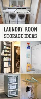 small laundry room storage ideas 12 clever laundry room storage ideas