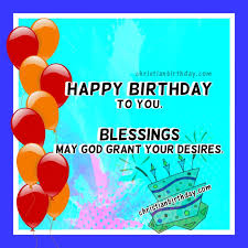 blessing cards christian birthday free cards january 2016