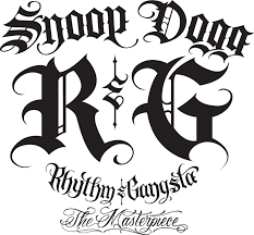 snoop dogg rhythm u0026 gangsta the masterpiece logos pinterest