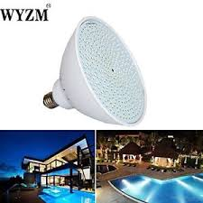 how to change an inground pool light wyzm 120v 35watt color changing led pool light bulb for inground