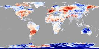 Map Of North America And Europe by Heat Wave In North America And Western Europe Image Of The Day