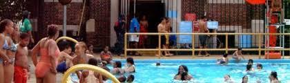 john jay park outdoor pools nyc parks
