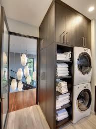 Contemporary Laundry Room Ideas 25 Best Contemporary Storage U0026 Closets Design Ideas