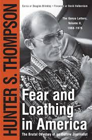 thompson products inc photo albums fear and loathing in america book by s thompson