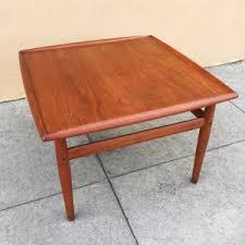 Teak Coffee Table Grete Jalk Teak Coffee Table Midcenturysanjose
