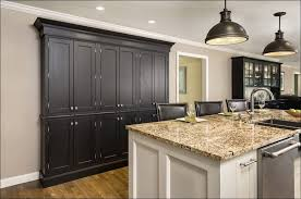 Molding Kitchen Cabinet Doors Kitchen How To Add Crown Molding Kitchen Cabinet Floor Molding