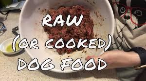 raw dog food recipe homemade cooked dog food recipe fully balanced