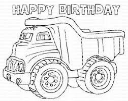 garbage truck birthday party printables garbage truck coloring
