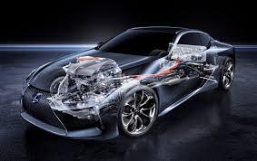 lexus v6 coupe 2017 lexus lc500h next gen hybrid is v6 li ion with 4 speed