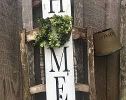 vertical sign etsy