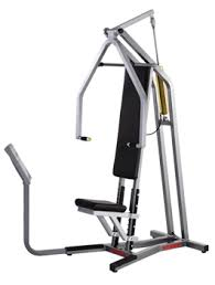 Seated Bench Press Air250 Seated Chest Press Life Fitness