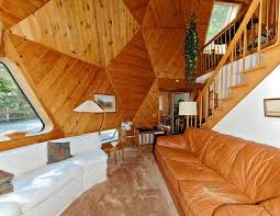 geodesic dome home interior for those outside the box we salute you five dome homes for the