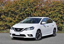 nissan cars names 2017 nissan sentra sr turbo road test carcostcanada