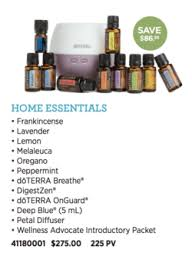 home essentials 150 uses of the doterra home essentials kit starter kit