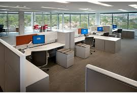 Open Office Complete Office Furniture Interiors At Work - Open office furniture