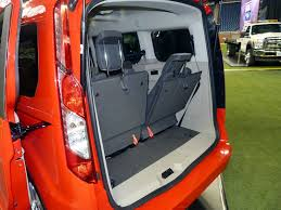 any interest in a compact van new ford transit connect u2013 truedelta